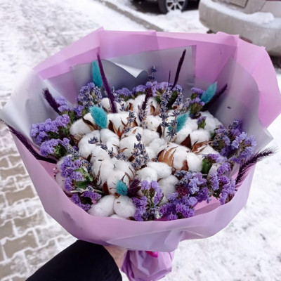 Букет Сухоцветы 3