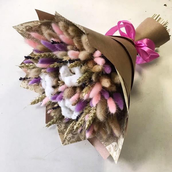 Букет Сухоцветы 2
