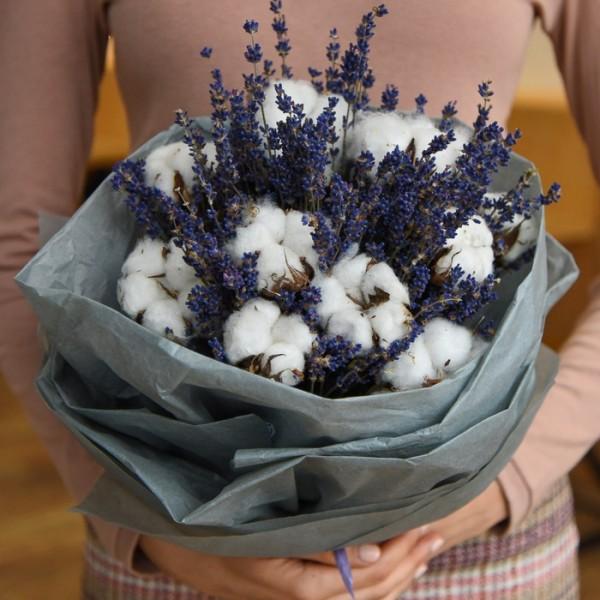 Букет Сухоцветы 5