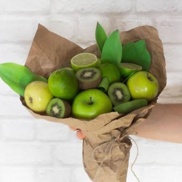 Букет Яблочный 2