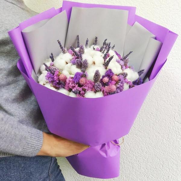 Букет Сухоцветов 12