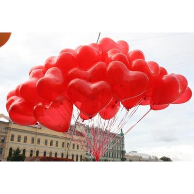 25 шариков Сердце