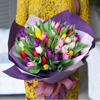75 тюльпанов Ассотри