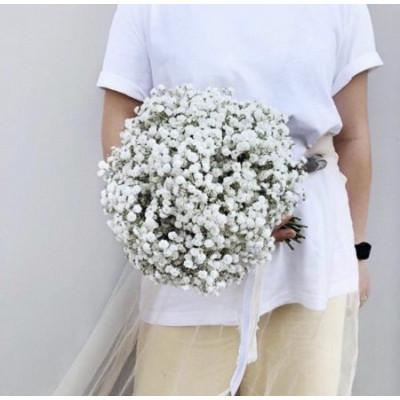 Букет невесты Облачный