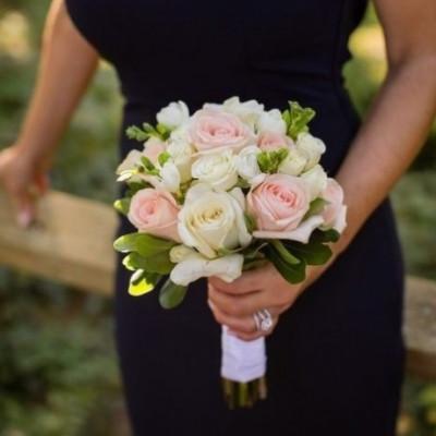 Букет невесты Ажурный