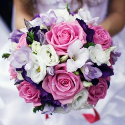 Букет невесты Счастливый
